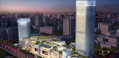 上海合生国际广场